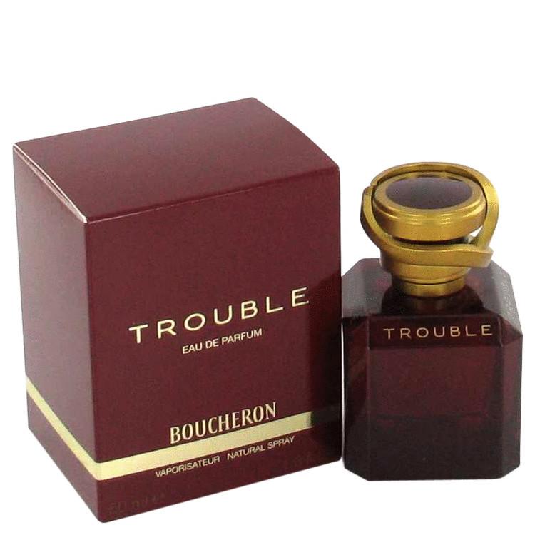 Trouble Perfume 75 ml Eau De Parfum Spray Refillable for Women