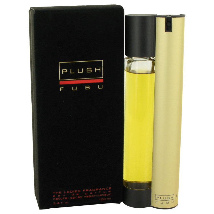 Fubu Plush Perfume by Fubu 3.4 oz EDP Spray for Women