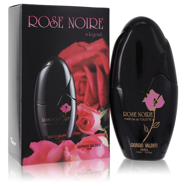 ROSE NOIRE by Giorgio Valenti for Women Parfum De Toilette Spray 3.3 oz