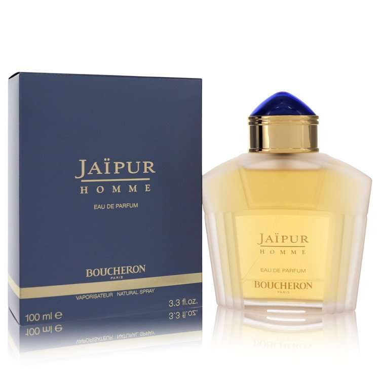 Jaipur Cologne by Boucheron 100 ml Eau De Parfum Spray for Men
