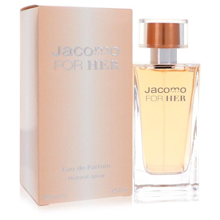 Jacomo De Jacomo Perfume 100 ml Eau De Toilette Spray (unboxed) for Women