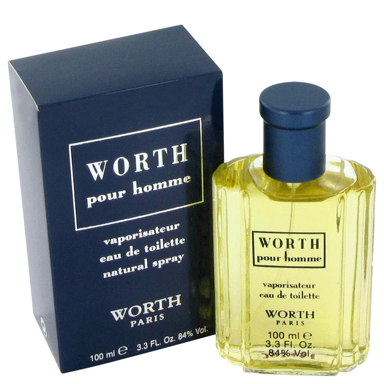 Je Reviens Cologne by Worth 100 ml Eau De Toilette Spray for Men