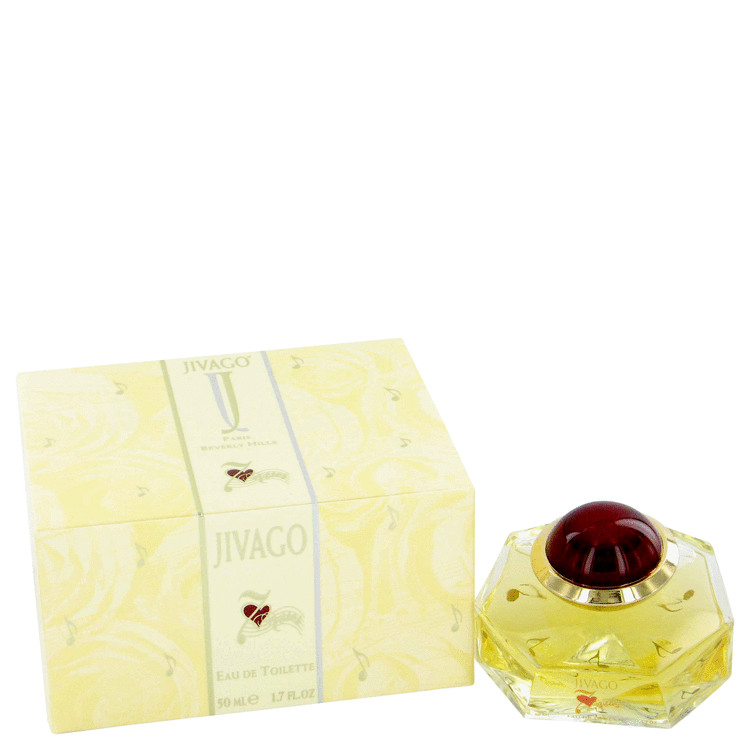 Jivago 7 Notes Perfume by Ilana Jivago 3.4 oz EDT Spay for Women
