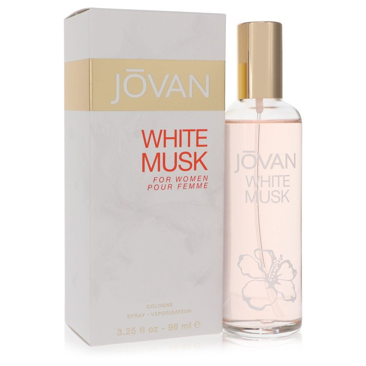 Jovan White Musk by Jovan Women's Cologne Spray (unboxed) .375 oz