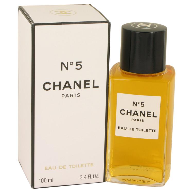 Chanel No. 5 Perfume by Chanel 100 ml Eau De Toilette for Women