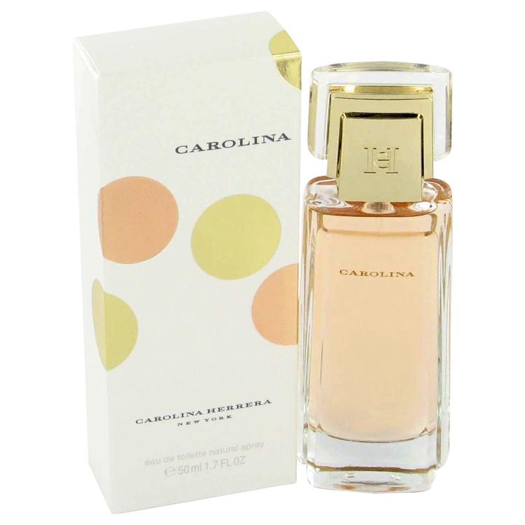 Carolina Perfume by Carolina Herrera 100 ml EDT Spay for Women