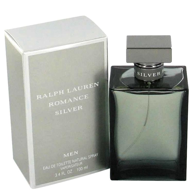 Romance Silver Perfume 100 ml Eau De Toilette Spray (unboxed) for Women