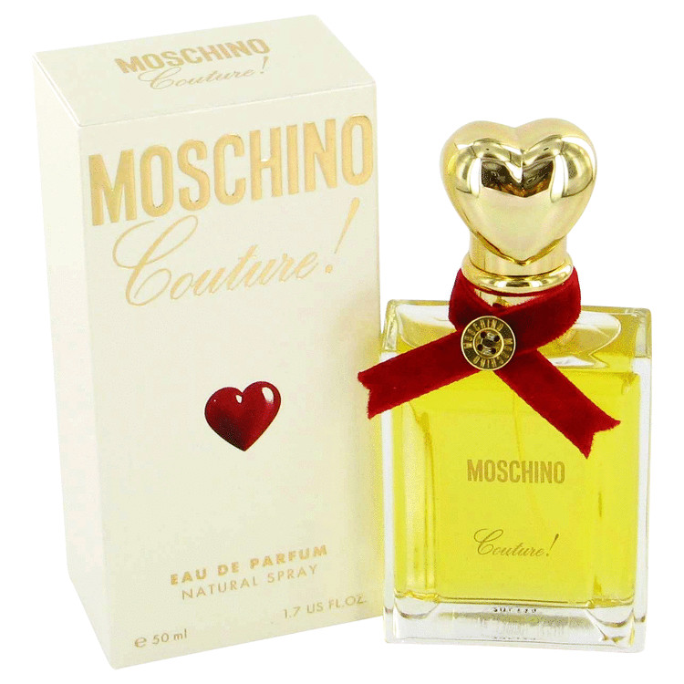 Moschino Couture Perfume 24 ml Eau De Pafum Spray for Women