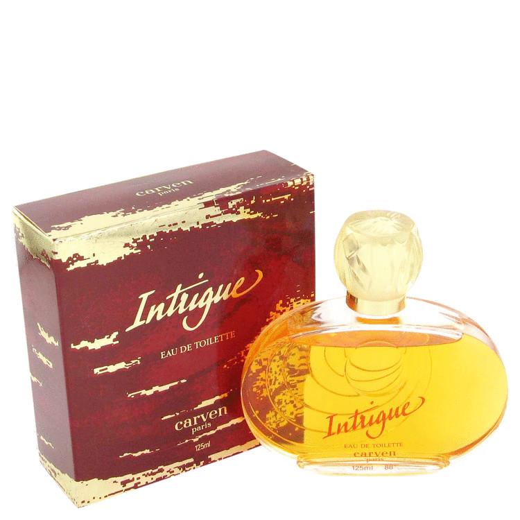 Intrigue Perfume by Carven 125 ml Eau De Toilette for Women