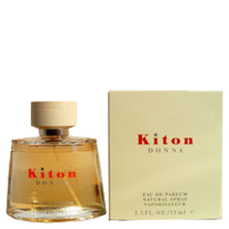 Kiton Donna Perfume by Kiton 2.5 oz EDP Spray for Women