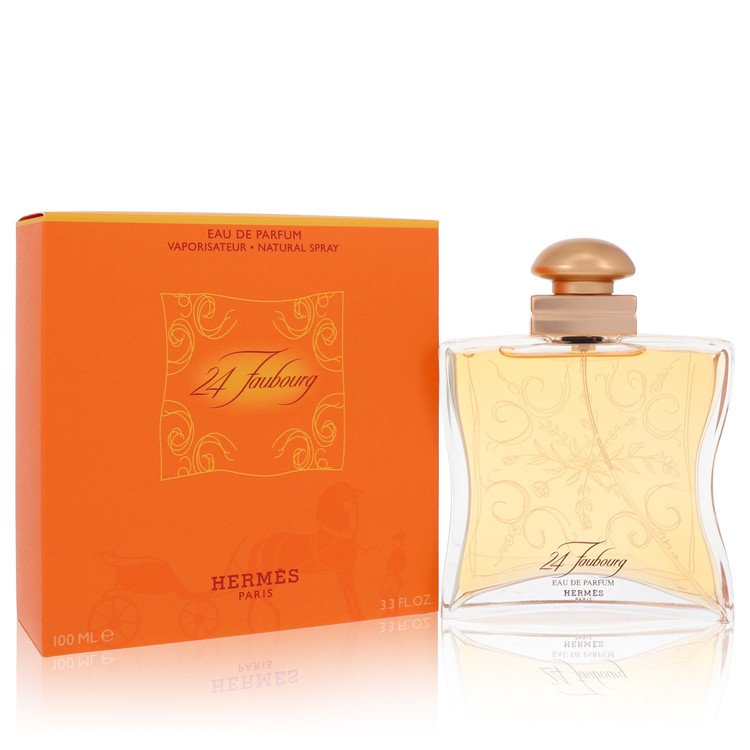 24 Faubourg Perfume by Hermes 50 ml Eau Delicate Spray for Women