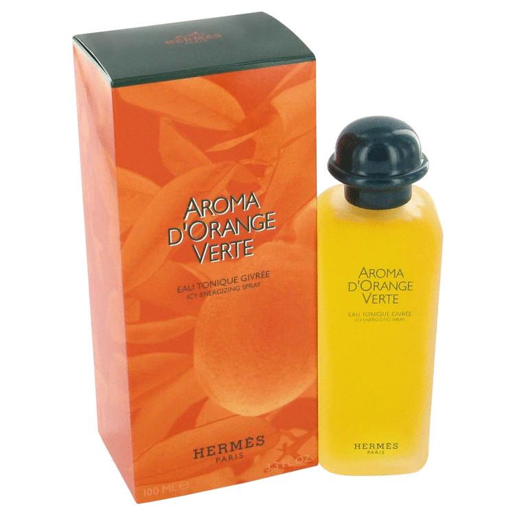 Aroma D'orange Verte Cologne 100 ml Icy Energizing Spray for Men