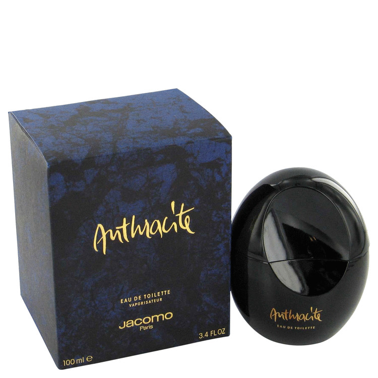 Anthracite Cologne by Jacomo 3.4 oz EDT Spray(Tester) for Men