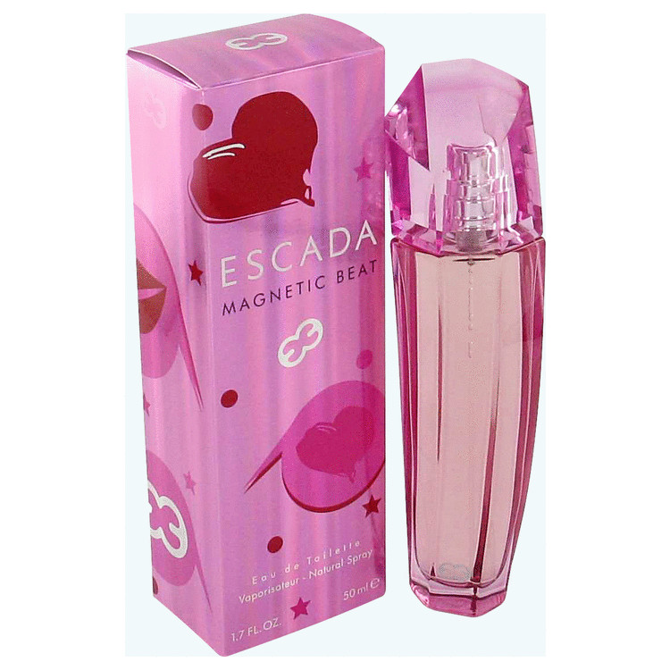Escada Magnetic Beat Perfume by Escada 2.5 oz EDT Spay for Women