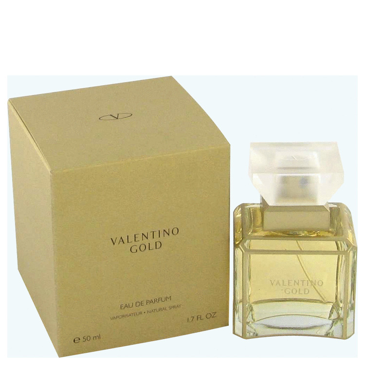 Valentino Gold Perfume by Valentino 50 ml EDP Spay for Women