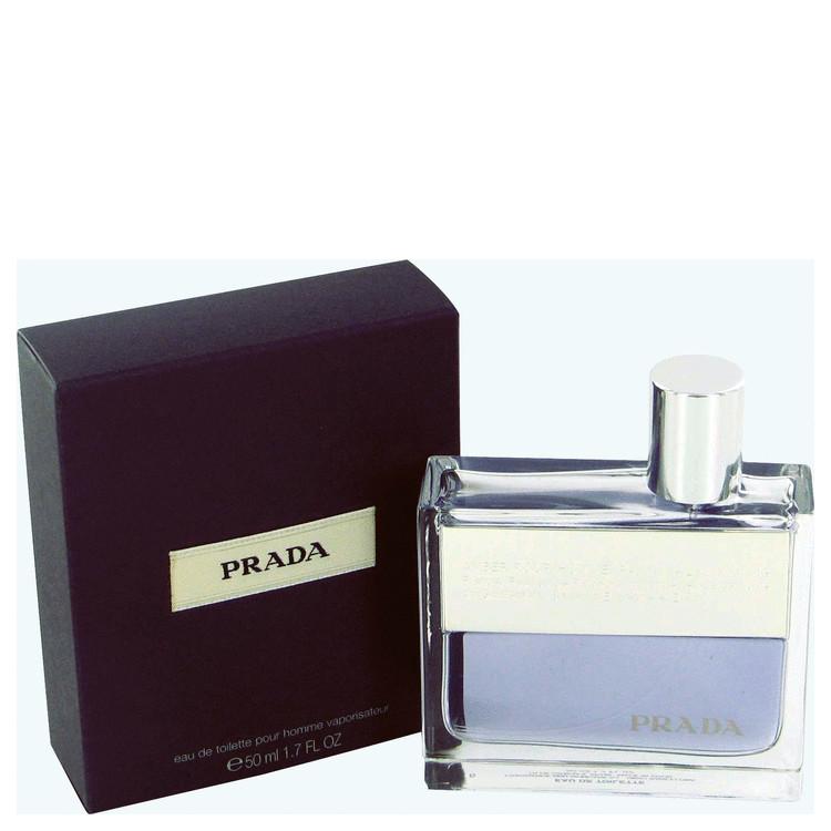 Prada Gift Set -- Gift Set - 3.3 oz Eau De Toilette Spray + 3.3 oz After Shave for Men