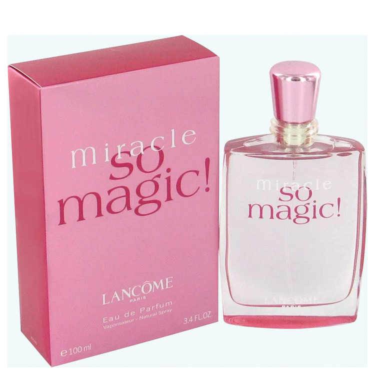 So Magic Perfume by Lancome 100 ml Eau De Parfum Spray for Women
