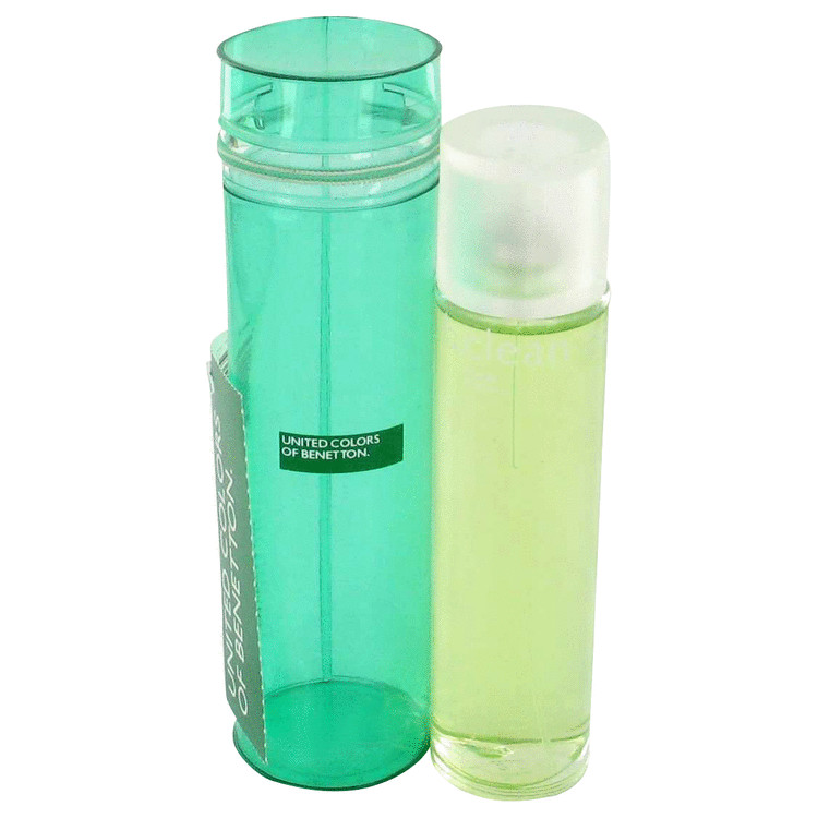 Be Clean Energy Perfume by Benetton 100 ml EDT Spay for Women