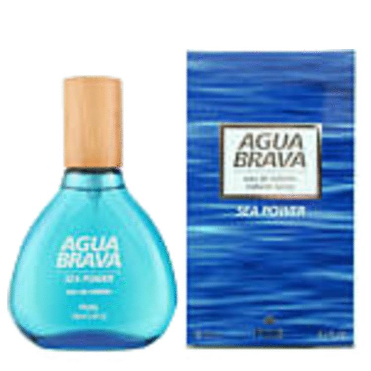 Agua Brava Sea Power Cologne by Antonio Puig 100 ml EDT Spay for Men