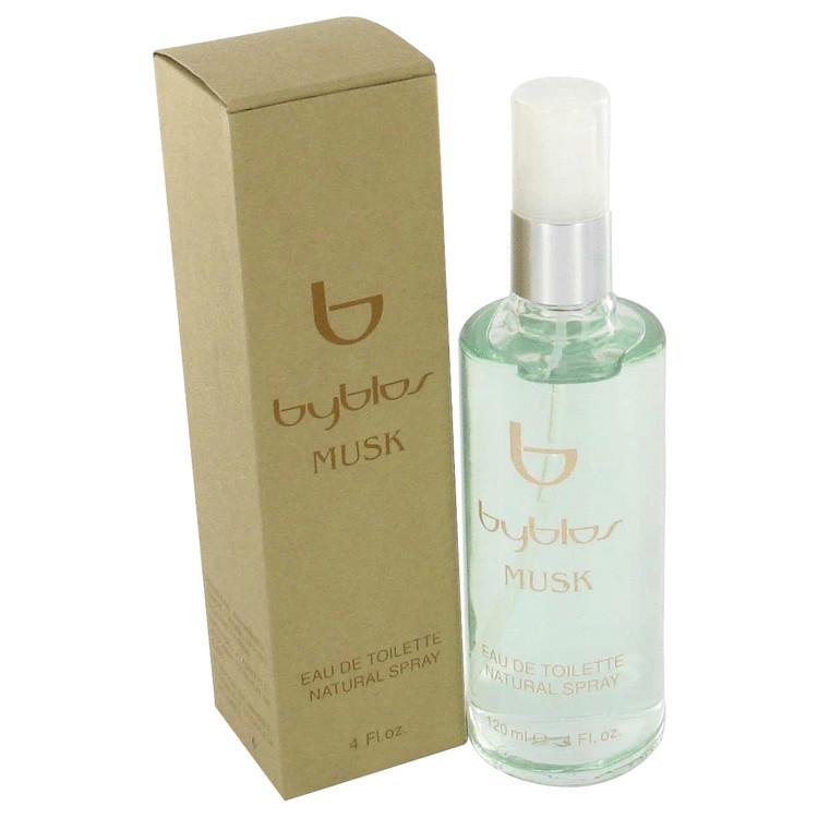 Byblos Musk Perfume by Byblos 100 ml Eau De Toilette Spray for Women