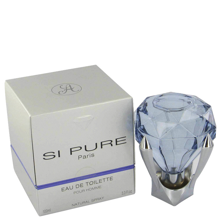 Si Pure Cologne by Parfums Saint Amour 100 ml EDT Spay for Men