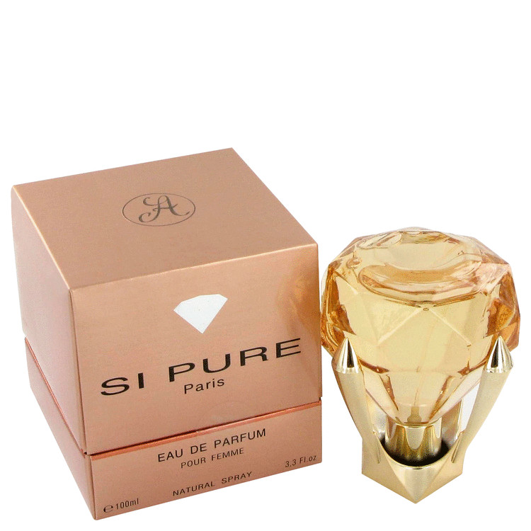 Si Pure Perfume 3.3 oz EDP Spray (unboxed) for Women