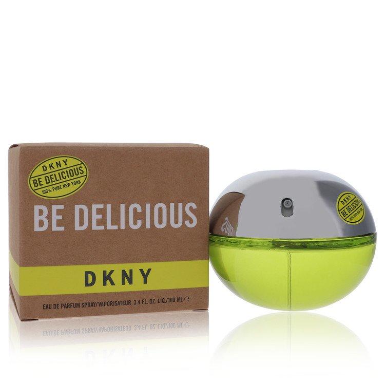 Be Delicious for Women, Gift Set (1.7 oz EDP Spray + 3.4 oz Body Lotion + Tote)