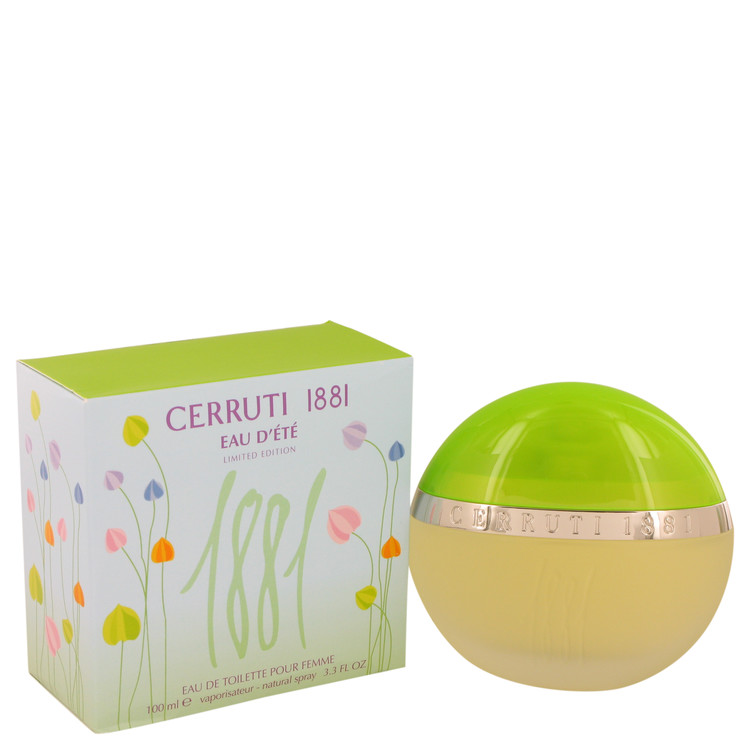 1881 Summer Perfume by Nino Cerruti 100 ml EDT Spay for Women