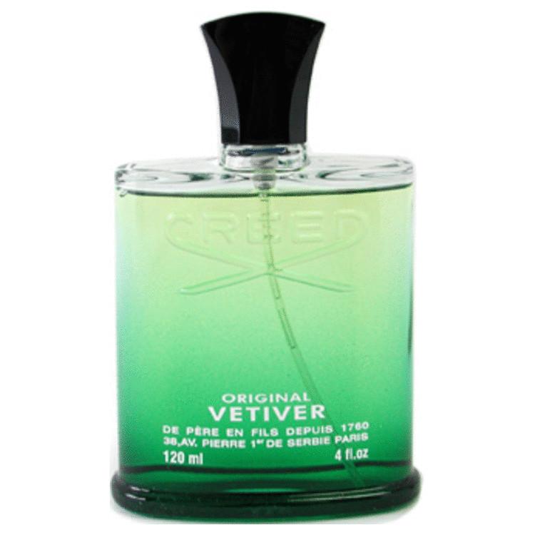 Vetiver Cologne by Creed 4 oz Millesime Spray for Men