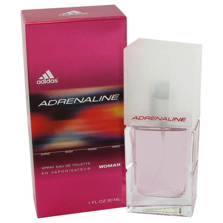 Adidas Adrenaline Perfume by Adidas 50 ml EDT Spay for Women