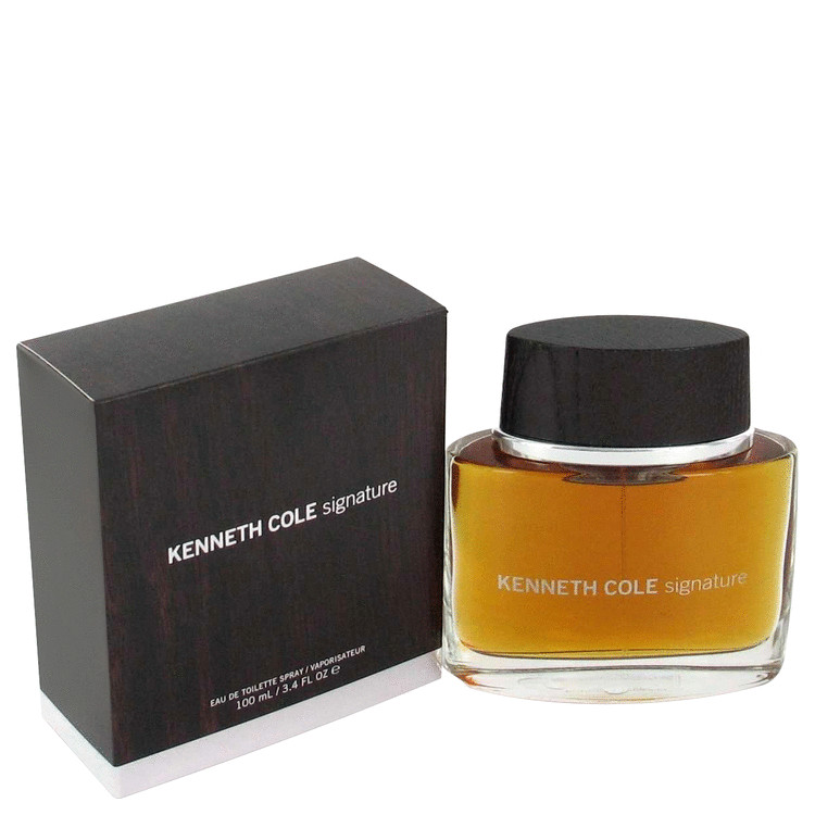 Kenneth Cole Signature Gift Set -- Gift Set - 1.7 oz Eau De Toilette Spray + 2.6 oz Deodorant Stick for Men