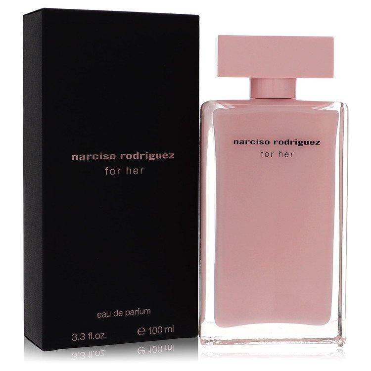 Narciso Rodriguez Gift Set -- Gift Set - 3.4 oz Eau De Toilette Spray + 1.7 oz Body Cream + .25 oz Mini EDT for Women