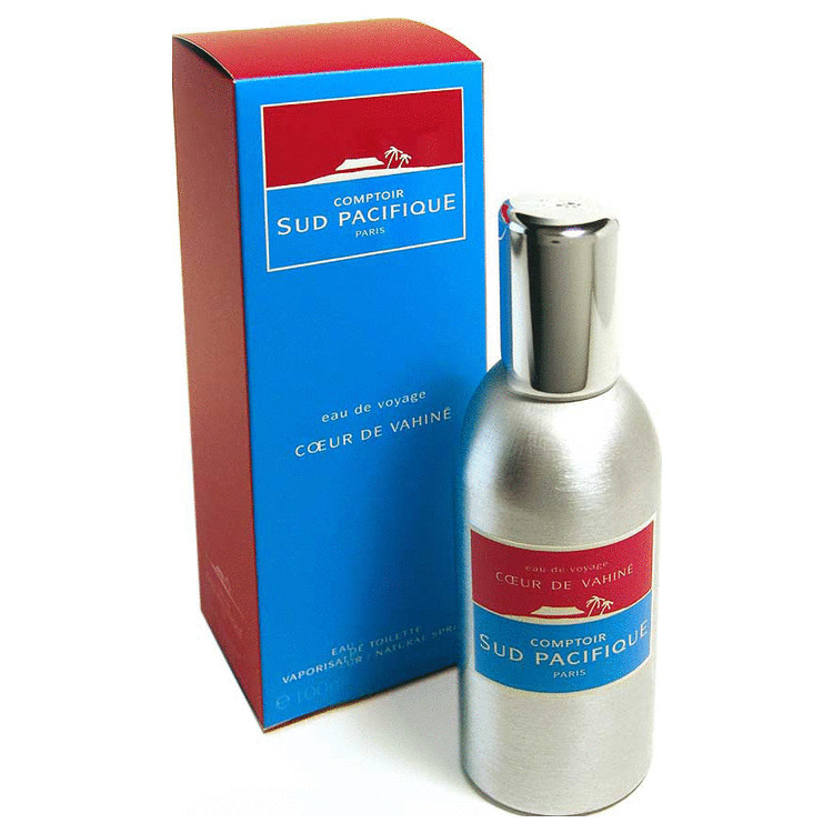 Comptoir Sud Pacifique Coeur De Vahine Perfume 100 ml EDT Spay for Women