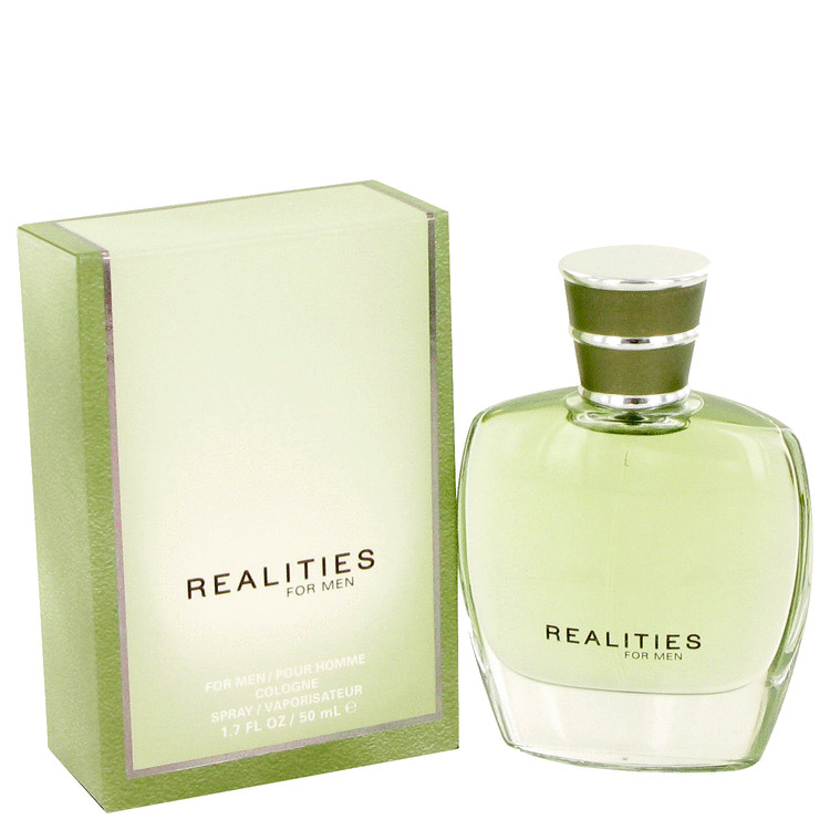 Realities (new) Cologne by Liz Claiborne 100 ml EDT Spay for Men