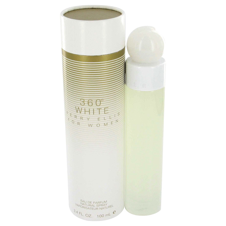 Perry Ellis 360 White Perfume by Perry Ellis 1.7 oz EDP Spay for Women