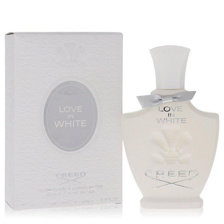 Love In White Perfume 75 ml Millesime Eau De Parfum Spray (Unboxed No Cap, Scratched bottle) for Women