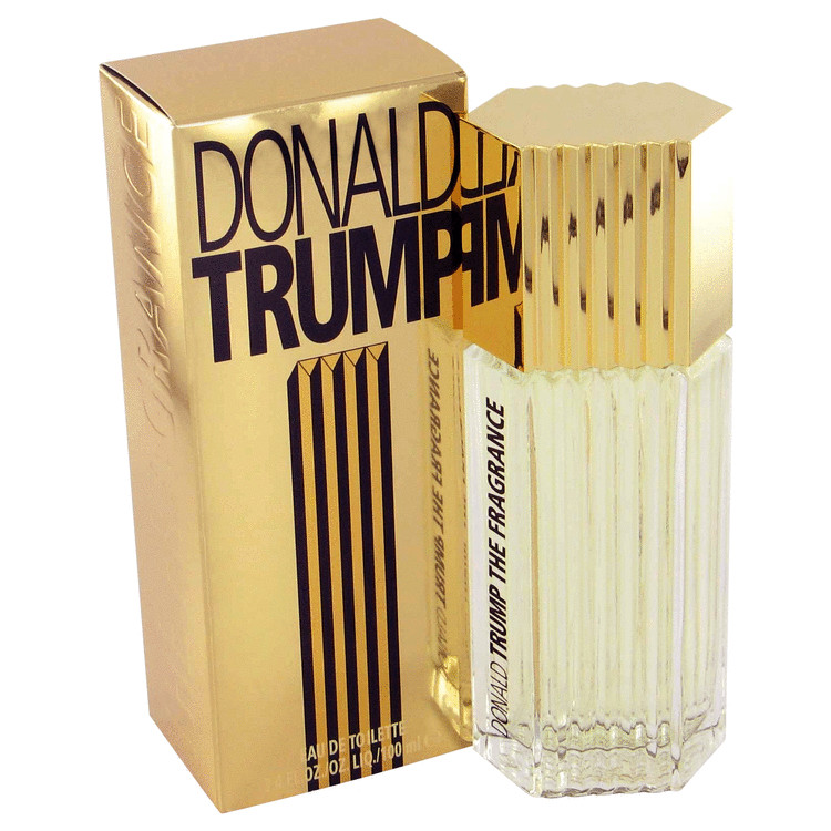 Donald Trump Cologne by Donald Trump 3.4 oz EDT Spay for Men