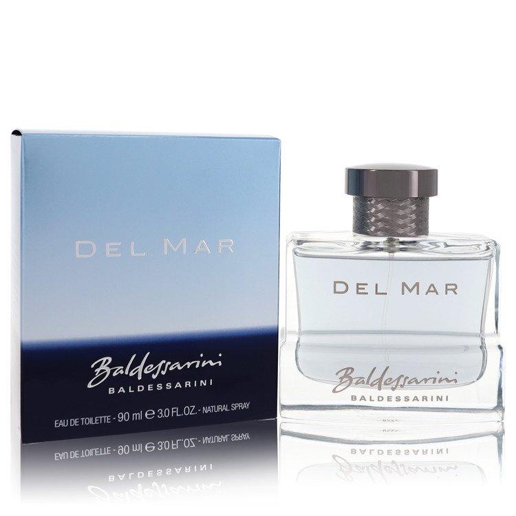 Baldessarini Del Mar Gift Set -- Gift Set - 3 oz Eau De Toilette Spray + 3 oz After Shave for Men