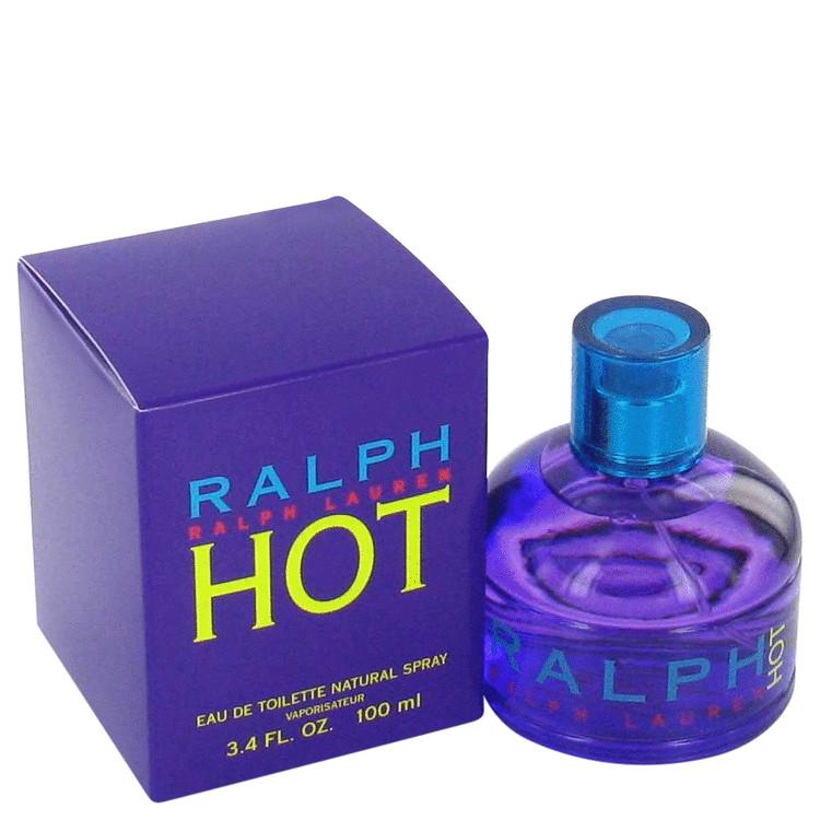 Ralph Hot Perfume 100 ml Eau De Toilette Spray (unboxed) for Women