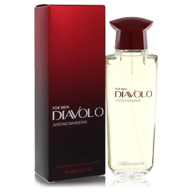 Diavolo Cologne by Antonio Banderas 50 ml EDT Spay for Men