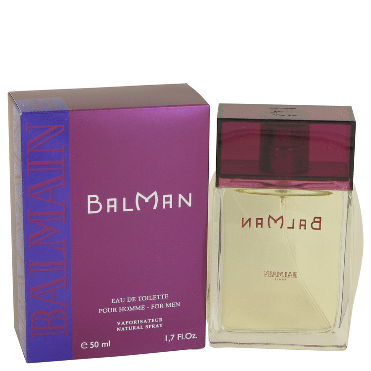 Balman Cologne by Pierre Balmain 100 ml Eau De Toilette Spray for Men