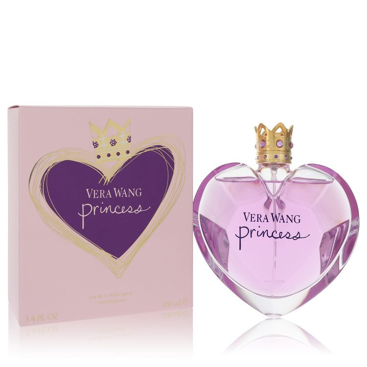 Princess Gift Set -- Gift Set - 1.7 oz Eau De Toilette Spray + 2.5 oz Body Lotion + .13 oz Min EDT for Women
