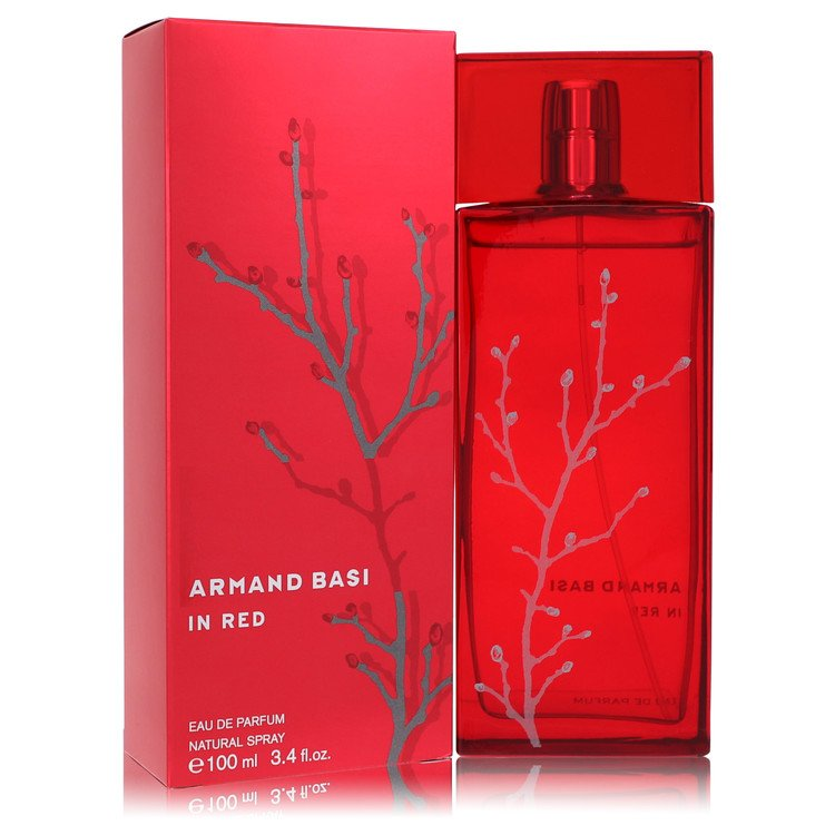 Armand Basi In Red Perfume by Armand Basi 50 ml EDP Spay for Women