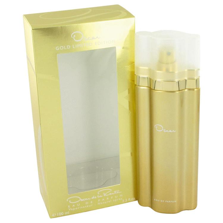 Oscar Gold Perfume by Oscar De La Renta 100 ml EDP Spay for Women