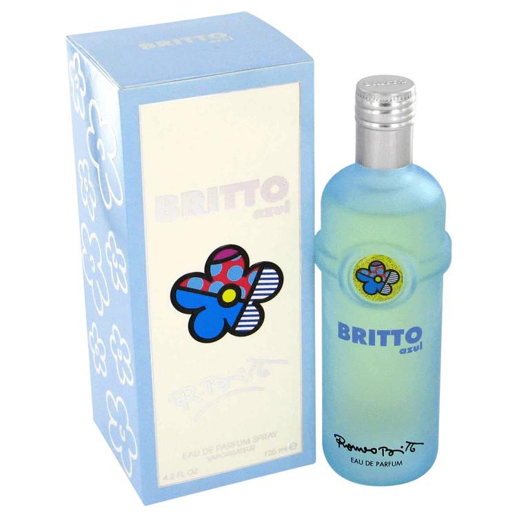 Britto Azul Perfume by Romero Britto 125 ml EDP Spay for Women