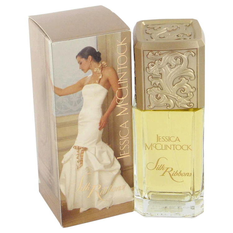 Jessica Mc Clintock Silk Ribbon Perfume 100 ml EDP Spay for Women