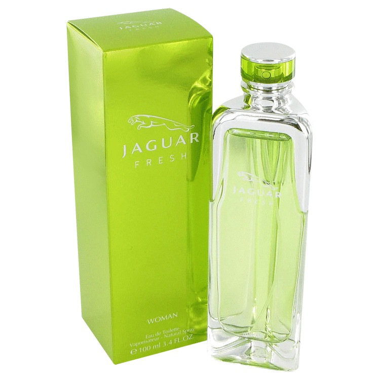 Jaguar Fresh Perfume by Jaguar 100 ml Eau De Toilette Spray for Women