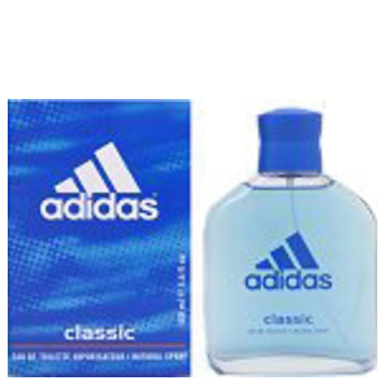 Adidas Classic Cologne by Adidas 100 ml Cologne Spray for Men