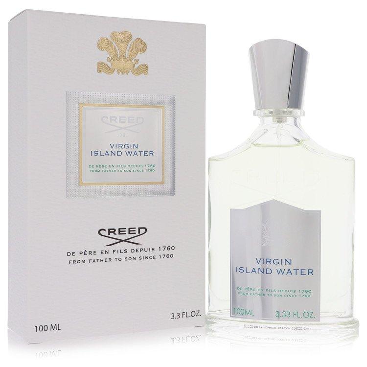 Virgin Island Water Cologne 4 oz Millesime Spray (Unisex-unboxed) for Men