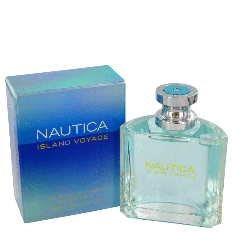 Nautica Island Voyage Cologne by Nautica 30 ml EDT Spay for Men